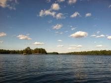 Minnesota lake (green) Ben Grove image