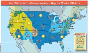 old farmer's almanac prediction 2014-15