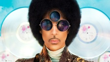 Prince 'Art Official Age' album blurb (photo -- Warner Bros)