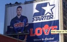 Kevin Love banner