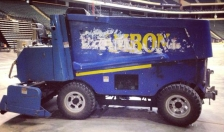 spamboni for sale photo from Xcel Center Twitter