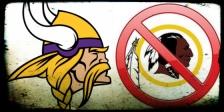 Vikings Anti Redskins