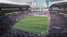 Vikings Stadium for Soccer (MSFA) SAFE