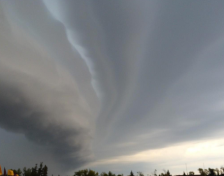 9-20-14 Storm clouds near crookston (Twitter Kara Fritzie) Linked 2014-09-20 at 5.32.50 PM