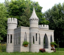 full look at 3-d printed castle andrey rudenko