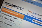 Amazon web page