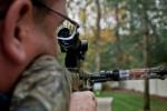 crossbow practice