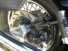 motorcycle wheel (public domain image)