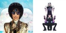 Prince's 'Art Official Age' and 'PlectrumElectrum' albums (Warner Bros. Records, 3rdEyeGirl.com)