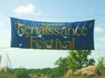 renaissance festival banner from flickr