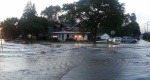 Robbinsdale water main break (photo -- Facebook -- City of Robbinsdale)