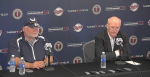 Ron Gardenhire Terry Ryan Press Conference (Screen Shot) 2014-09-29 at 3.02.50 PM