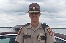State Trooper Brian Beuning (photo -- National Law Enforcement Officers Memorial Fund)