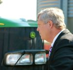 Tom Vilsack in St