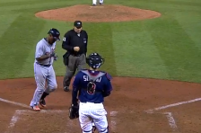 Torii Hunter home run (Screen Shot) Linked mlb.com 2014-09-15 at 10.45.47 PM