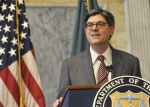 treasury secretary lew from flickr us gov work green