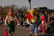 anoka halloween grand day parade 2011