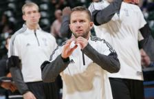 J.J. Barea of the Minnesota Timberwolves, expected to be waived by Oct. 27, 2014.