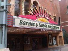 Chateau Theatre in Rochester, Minn. The Barnes & Noble is closing at the end of 2014.