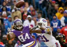 Cordarrelle Patters vs Bills (Vikings.com) SAFE with credit