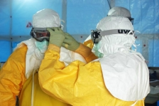 ebola contaimination suits CDC media library