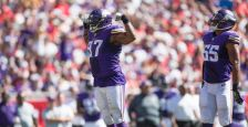 Everson Griffin Anthony Barr (Vikings