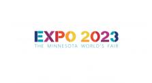 EXPO 2023 logo