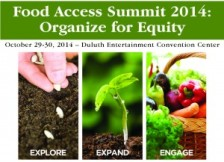 Food Access Summit