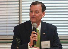 Republican gubernatorial candidate Jeff Johnson.