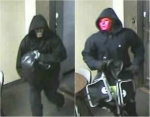 little canada halloween mask bank robbers collage