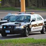 maplewood police car