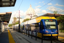 metro transit green line st paul via flickr