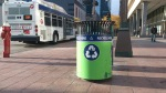 minneapolis recycling downtown GREEN