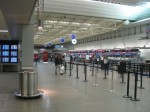 MSP departure area