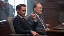 Robert Downey Jr. and Robert Duvall in 'The Judge' (photo -- Warner Bros.)