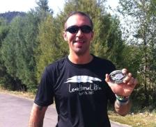 Ryan Chukuske mankato marathon twice backwards