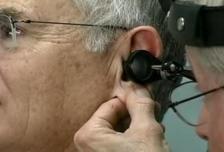 NIH photo hearing test