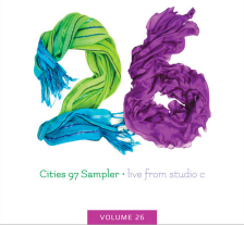 The Cities 97 Sampler Vol. 26 will be released on November 20.