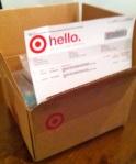target shipping