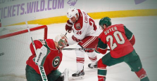 Wild beat Coyotes 2014-10-23 at 9.57.19 PM