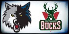 Wolves-Bucks