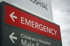 emergency hospital green children's