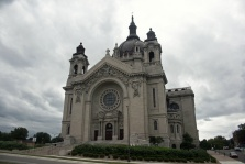 cathedral saint paul St. catholic church selby green