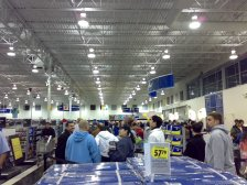 best buy black friday line