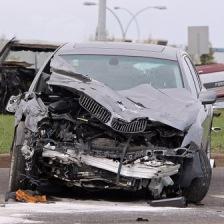 car crash front minnesota dps