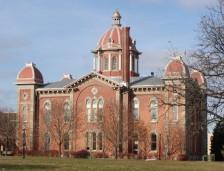Dakota County courthouse
