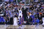 UCLA vs. Kansas at the 2006 men's Final Four