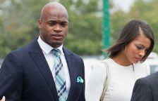 NFL PA files appeal on behalf of suspended Vikings running back Adrian Peterson.