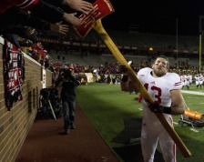 Wisconsin decides not to keep Paul Bunyan's Axe on sideline for border battle.