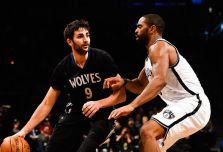 Ricky Rubio won't have injured ankle re-evaluated until next week at the earliest